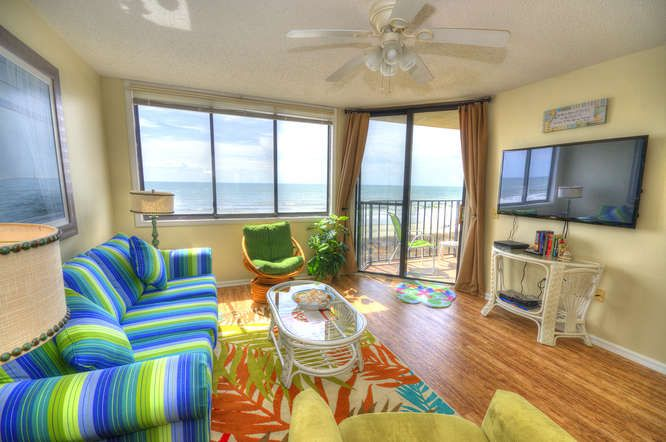 Direct Ocean Front Condo - Sept 17 wk Only $695!