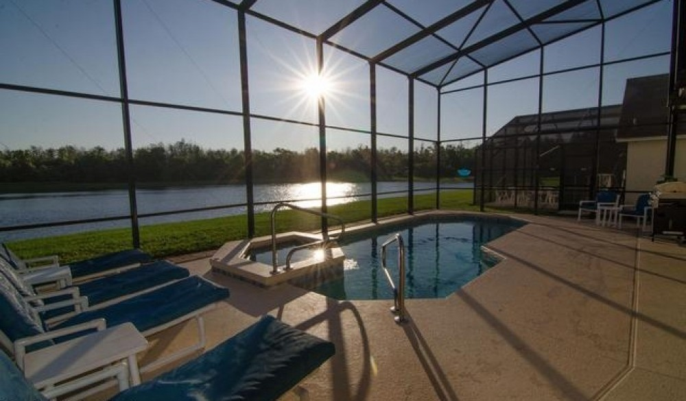 kissimmee vacation rental with Pool & Spa