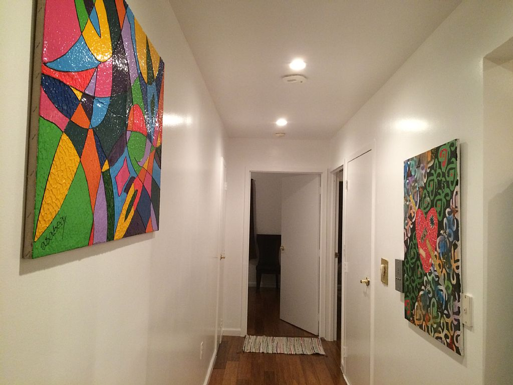Newly renovated 2bedroom,1bathroom apartment in Brooklyn. Occupies 6.