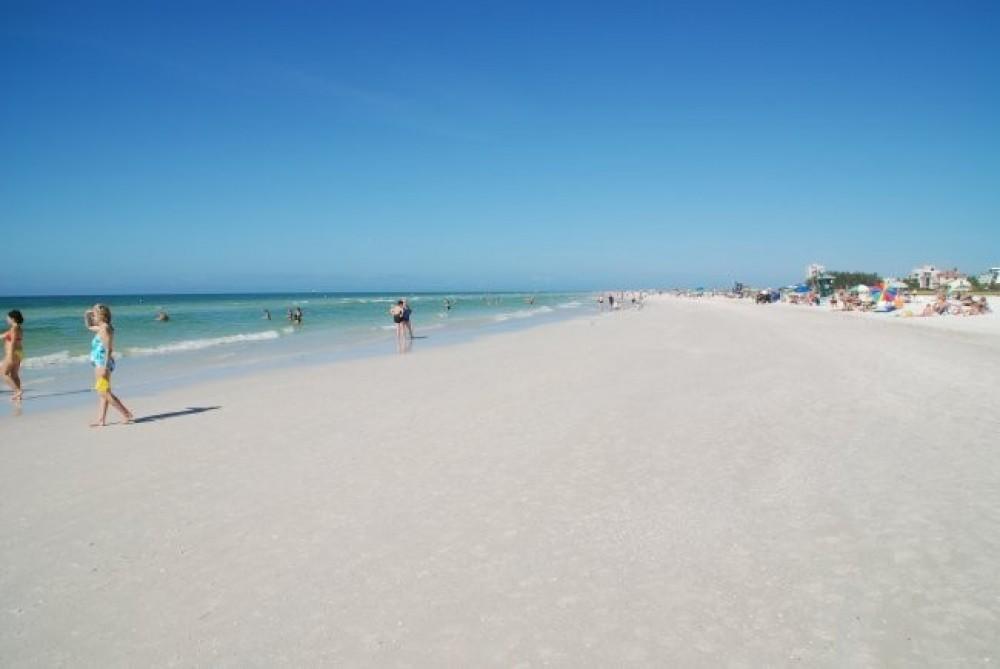 sarasota beach vacation rental with