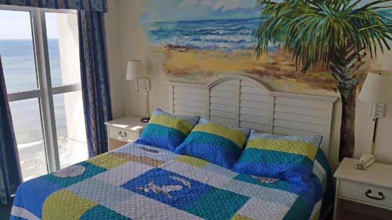 North Myrtle Beach South Carolina Vacation Rental Baywatch Resort Penthouse Oceanfront