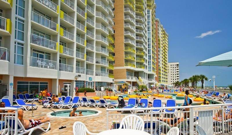 Baywatch Myrtle Beach Condo Rentals