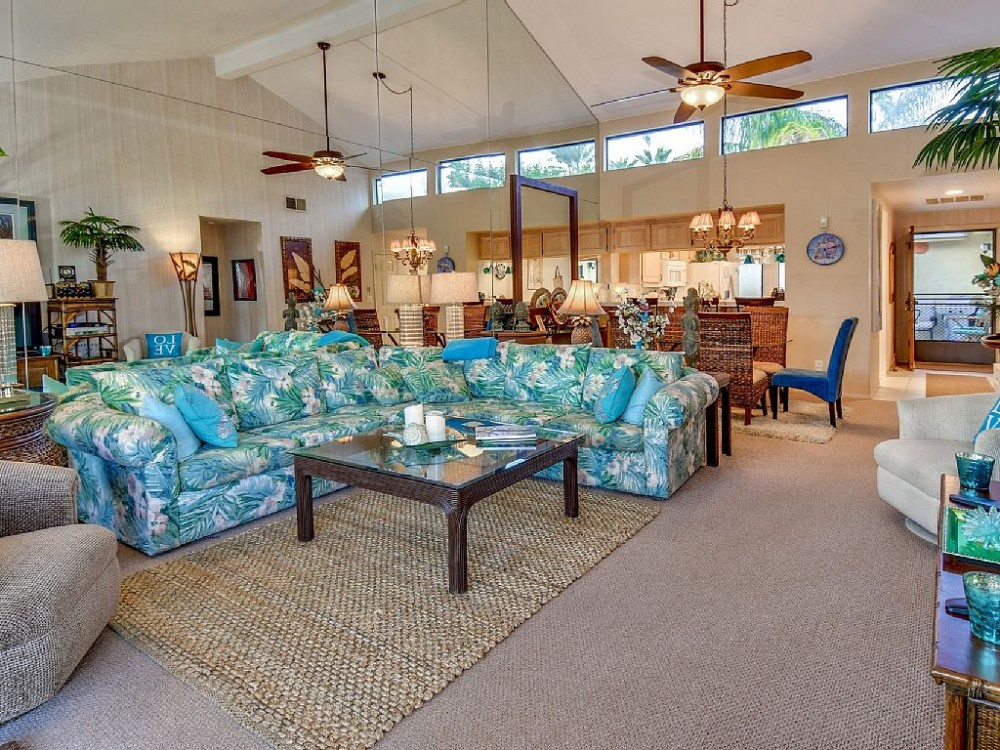 palm desert vacation rental with