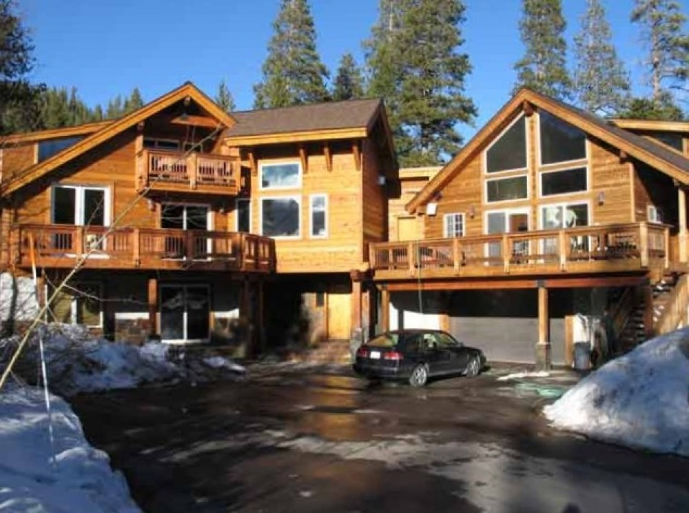 Olympic Valley vacation rental with