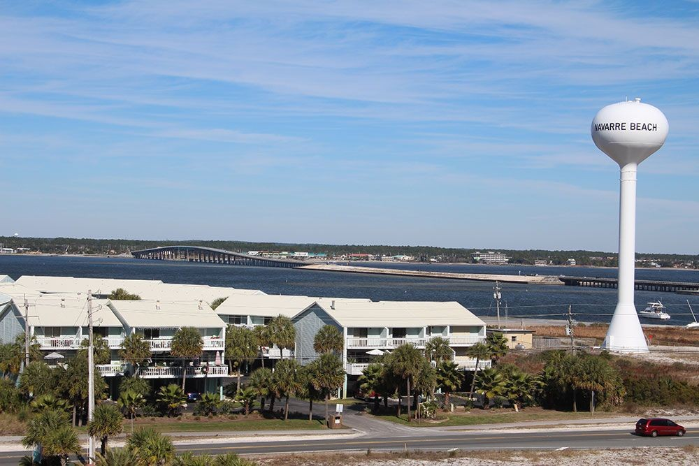 Navarre vacation rental with Our complex