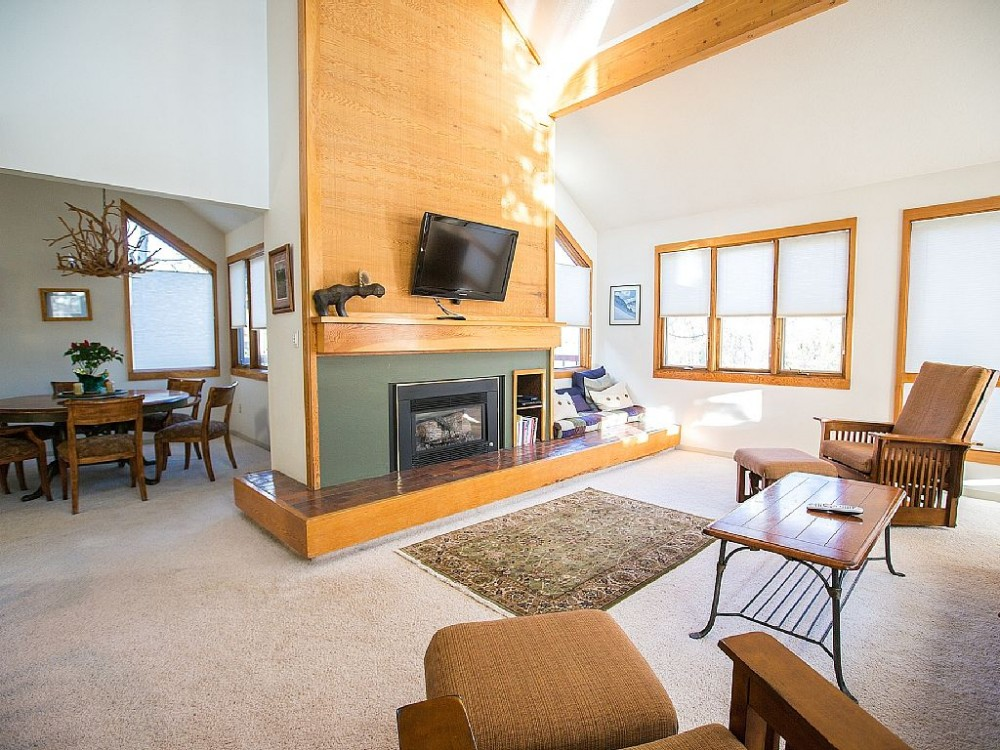Keystone vacation rental with