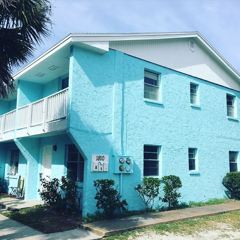 Over Easy Townhome in Jacksonville Beach