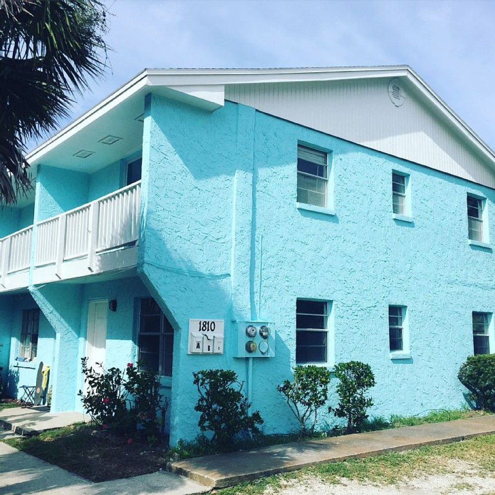 jacksonville beach vacation rental with