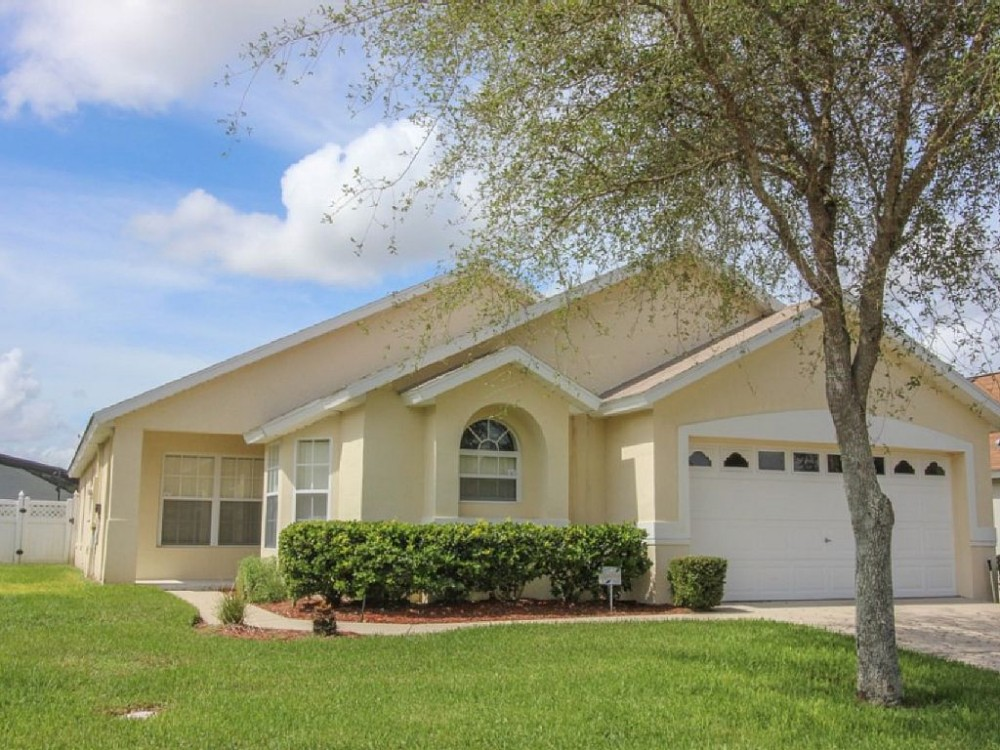 kissimmee vacation rental with