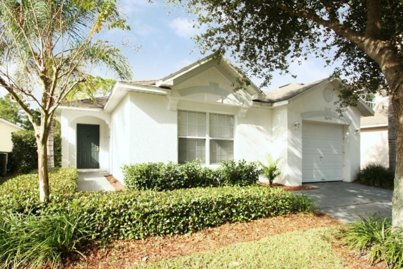 Sandy Villa : Stunning 3 Bedroom 2 bath private pool Home with Game Room