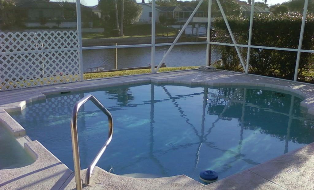 ooohhhhh LaaLaaaaa  paradise Found, Pool, Hot Tub, Bikes & Salt Water Canal