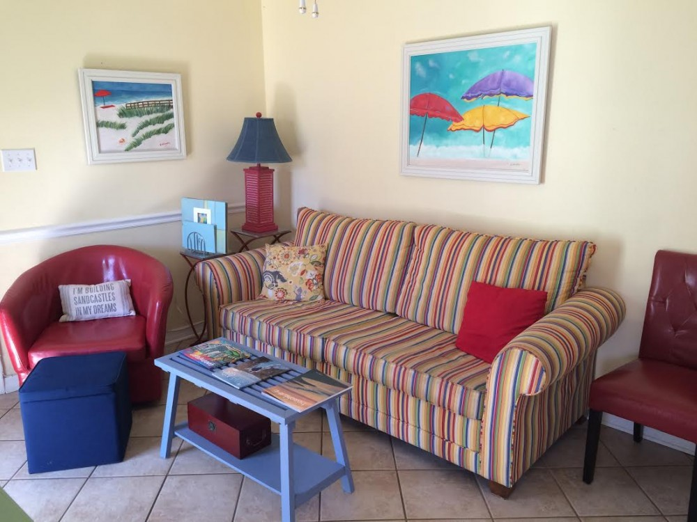 South Walton vacation rental with