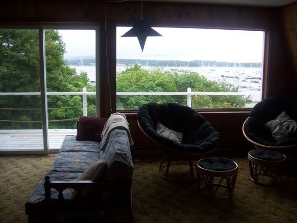southwest harbor vacation rental with
