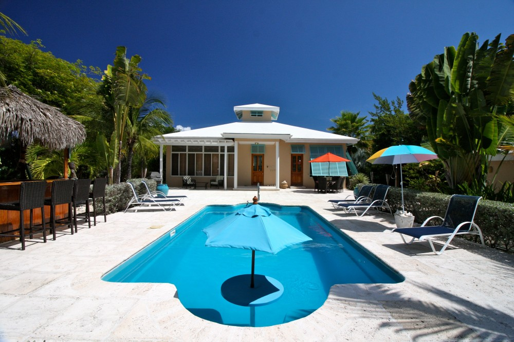 Grace Bay vacation rental with