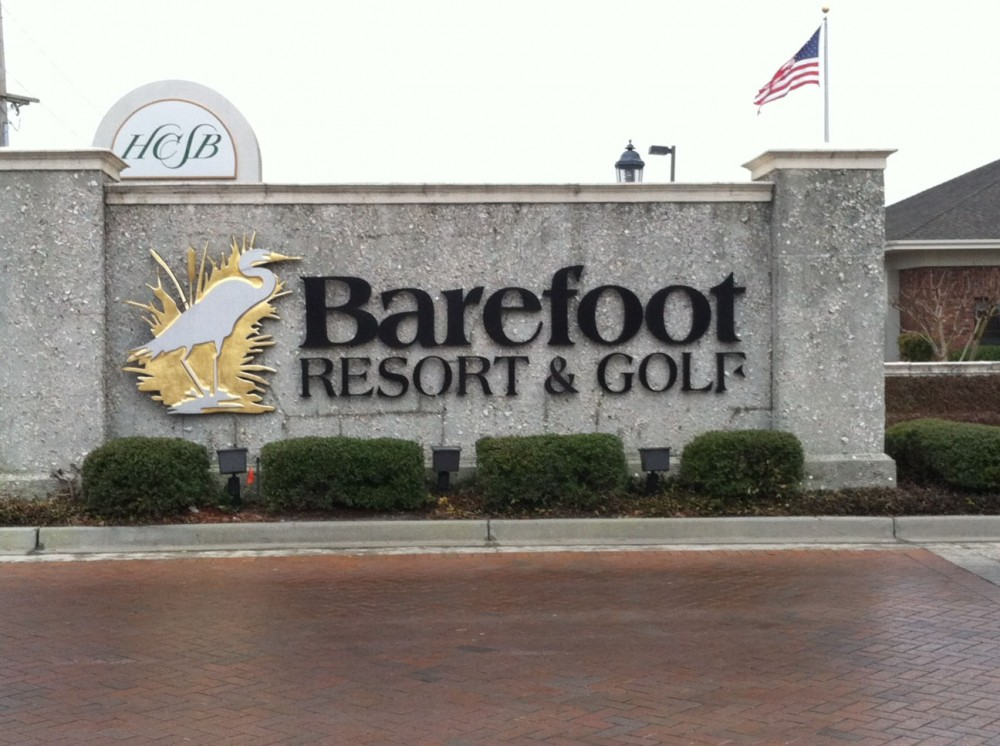 north myrtle beach vacation rental with Barefoot Resort and Golf Club