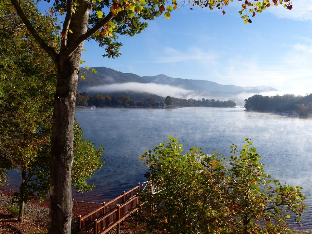 hiawassee vacation rental with