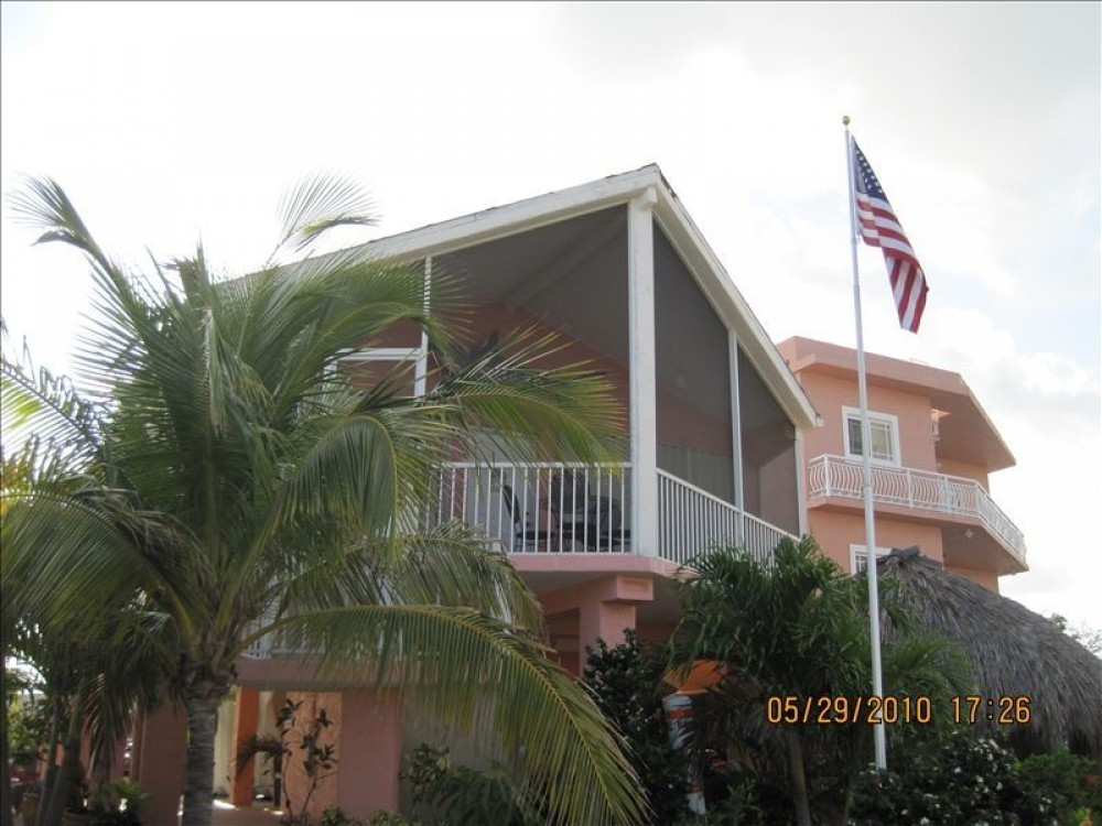 tavernier vacation rental with