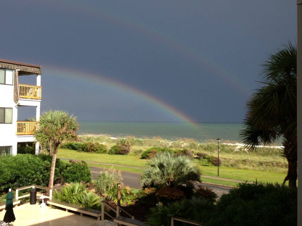 Myrtle Beach vacation rental with Good things happen here