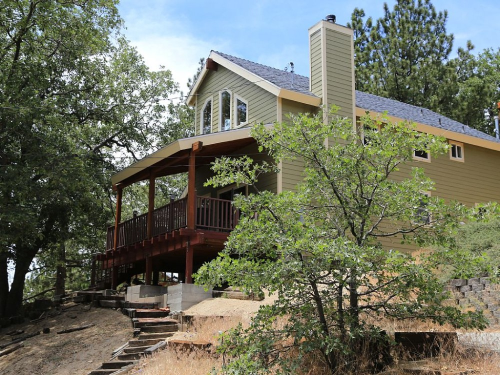 Green Valley Lake vacation rental with