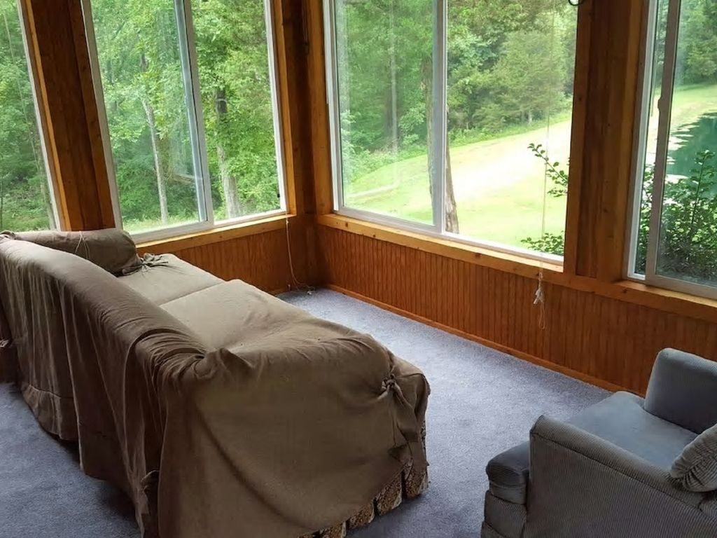Vevay vacation rental with Secluded Country Home