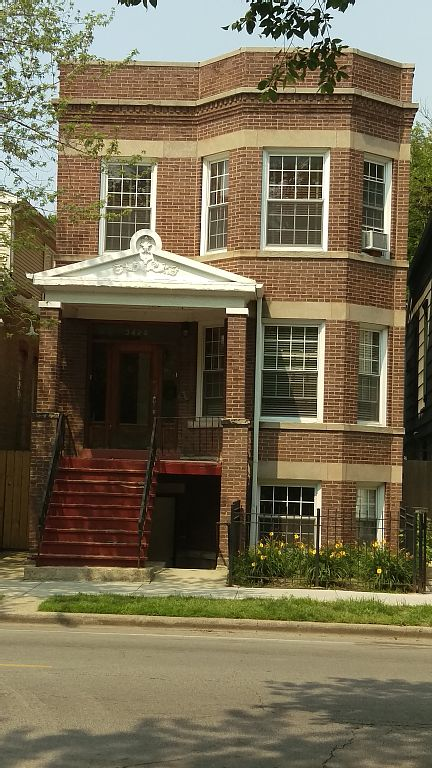 Total Rehab of Vintage Apartment with 2 Bedrooms.