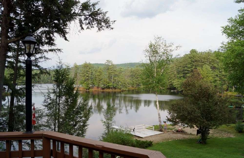 Lake Luzerne vacation rental with