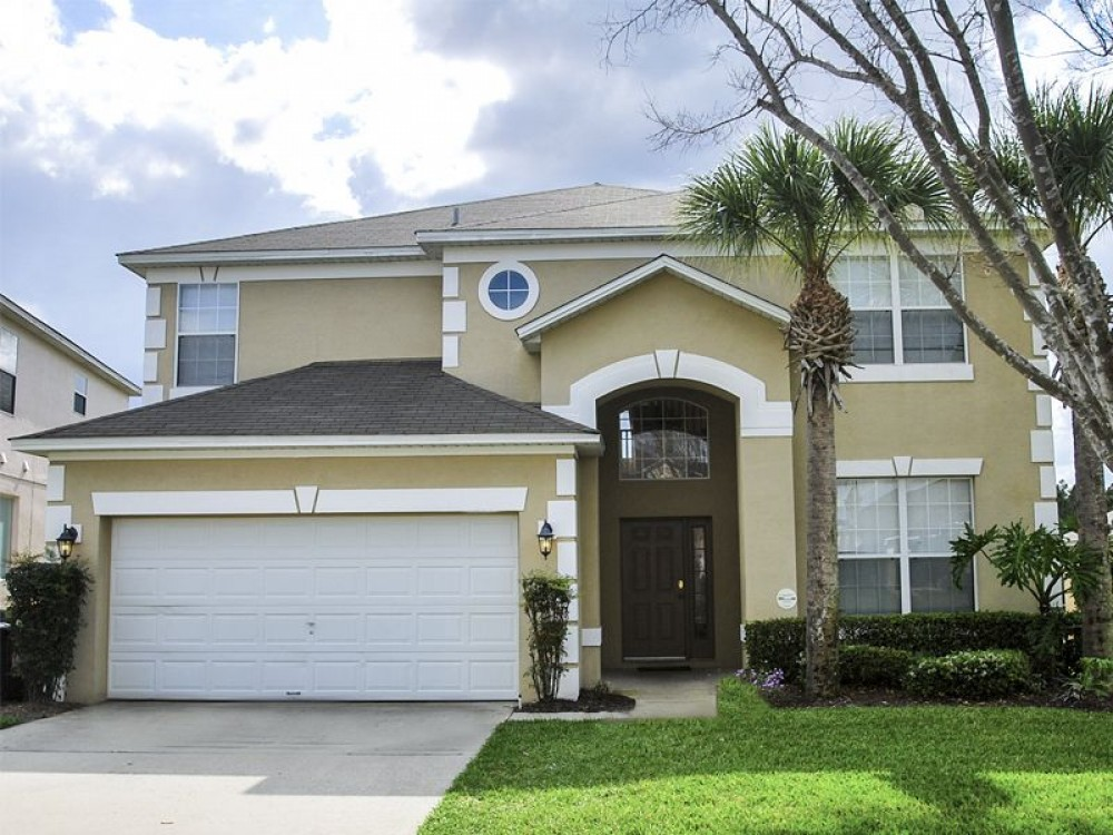 kissimmee vacation rental with 8 BR villa in Emerald Island