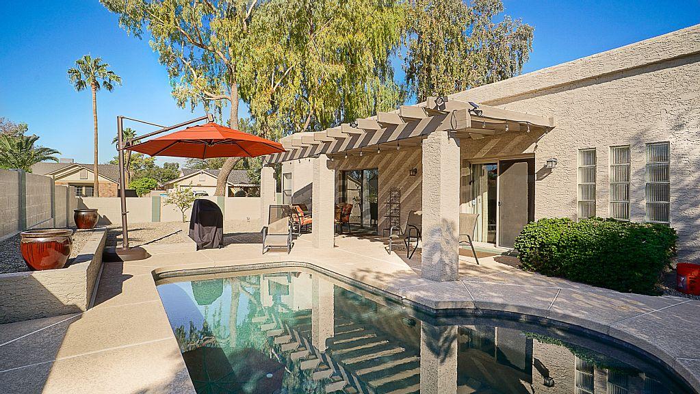 Scottsdale Arizona Vacation Rental Casa Aire Libre A