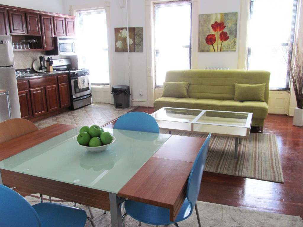 Fort Greene vacation rental with