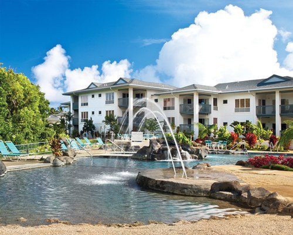 Princeville vacation rental with