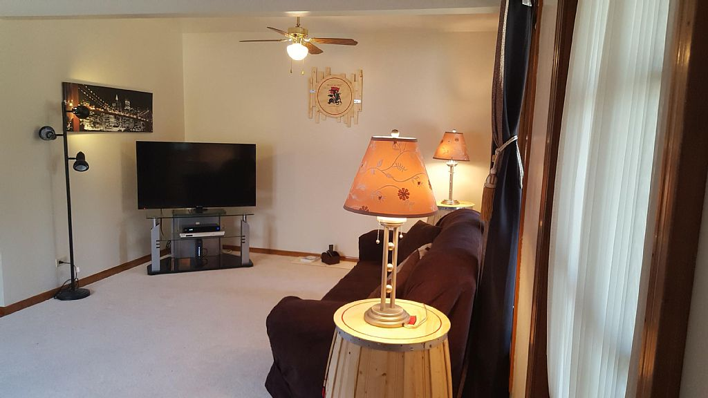 1 Bed Short Term Rental House chicago