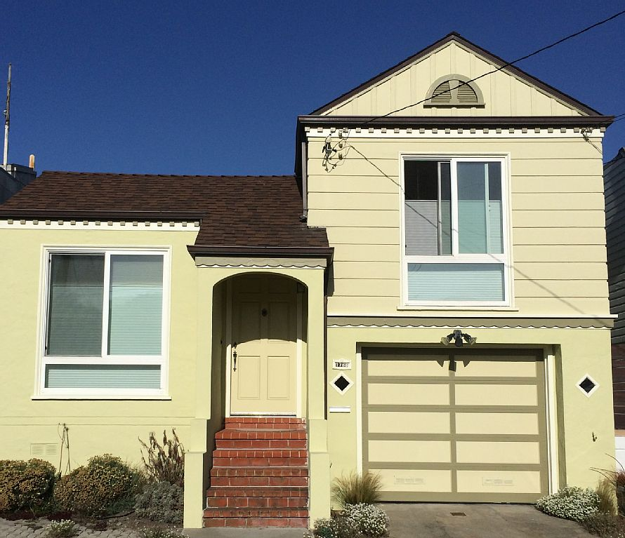 Ocean Beach/Cute 2 BR/2BA Cottage W/Parking