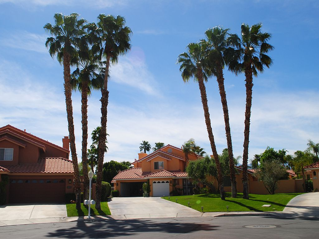 Large, spacious, private home in quiet, gated community.