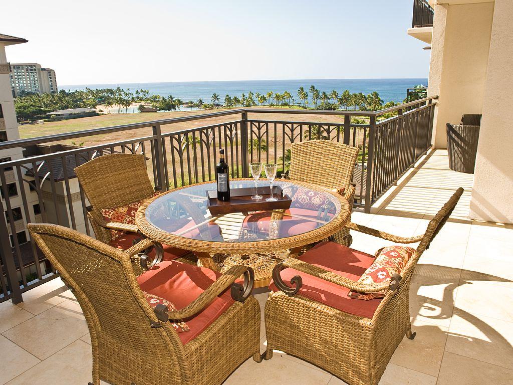 Luxury Ko Olina Beach Rental 3 BR Condominium with Panoramic Ocean View
