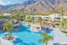 Palm Canyon Resort Junior Villa