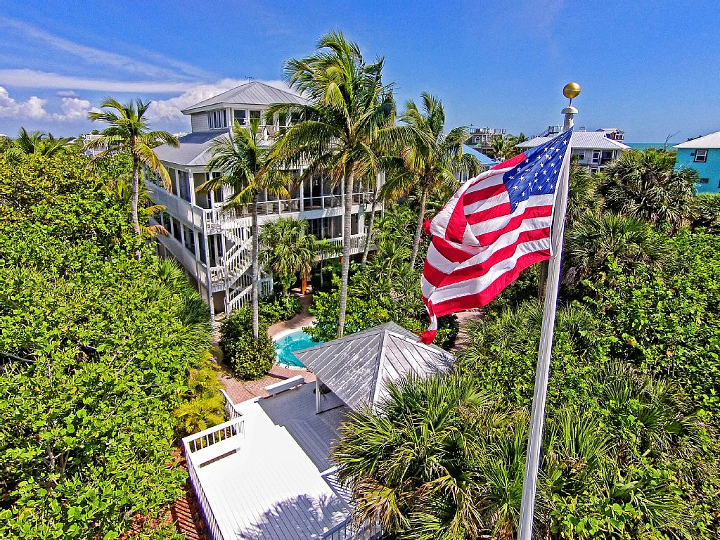 5 Bed Short Term Rental House north captiva
