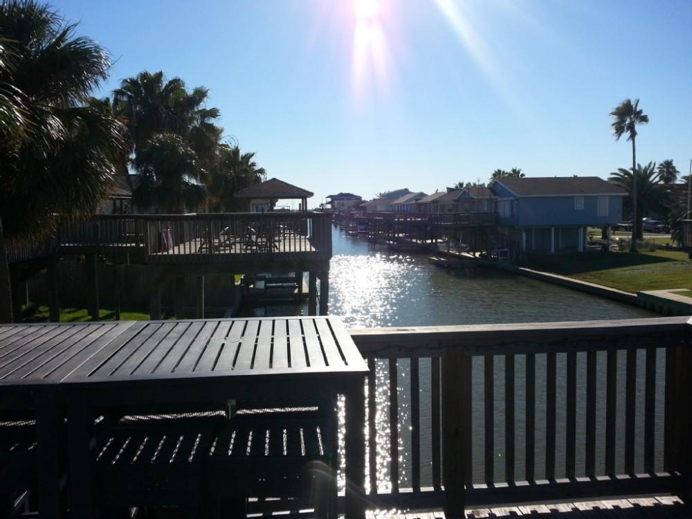 galveston vacation rental with