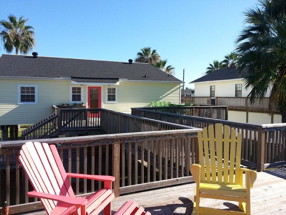 galveston vacation House rental