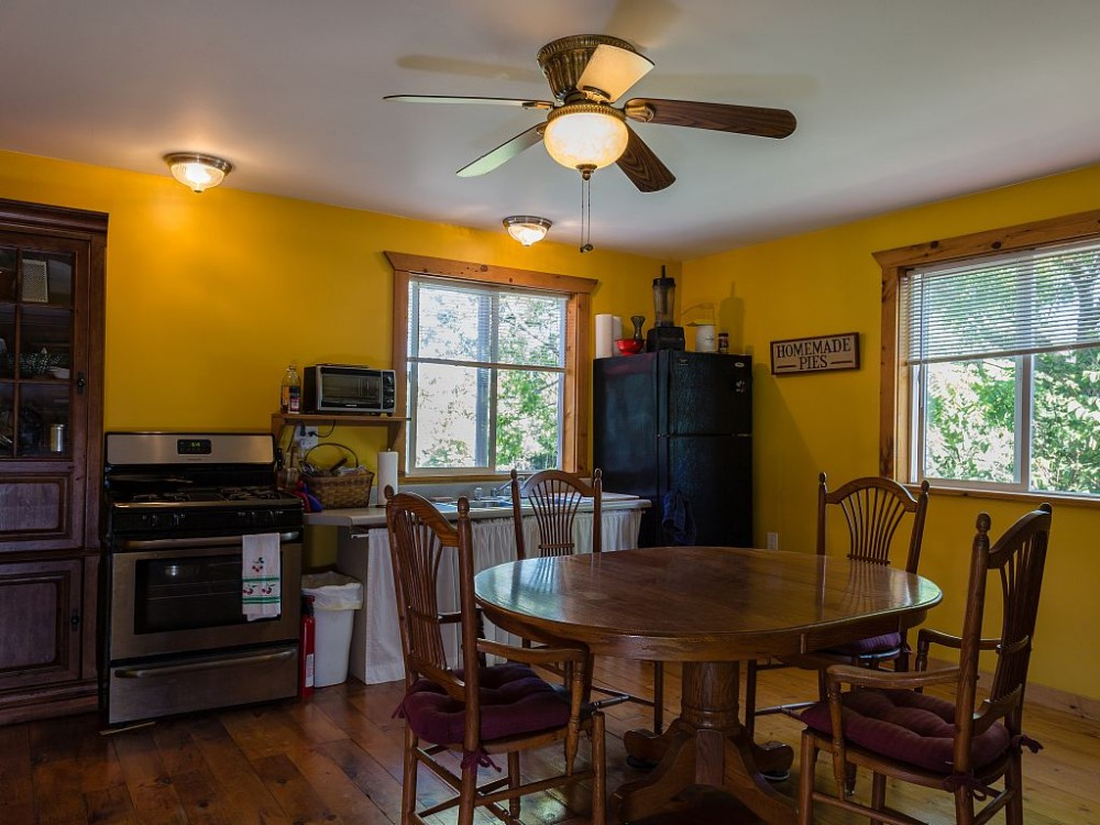 Spencer vacation rental with