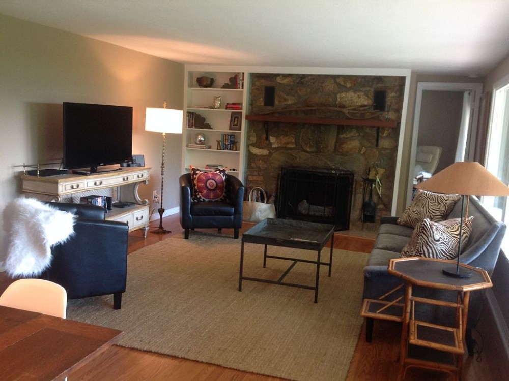 waynesville vacation rental with