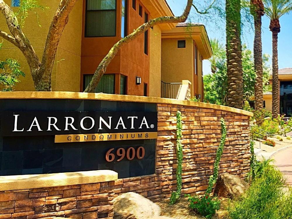 phoenix vacation rental with Beautiful Gated Resort-like Larronata Condo