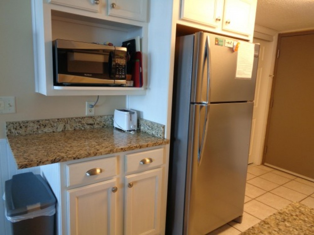 Fully equipped kitchen & washer/dryer gulf shores vacation home