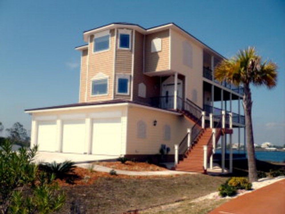 perdido key vacation rental with 349 Gulfview Ln sleeps up to 17