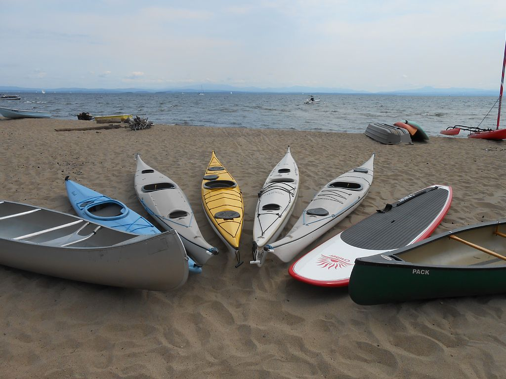 *New Listing* Sand Beach Waterfront Water Sports Paradise On Lake Champlain