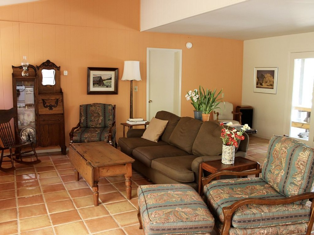 Midpines vacation rental with