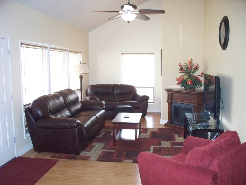 flagstaff vacation rental with Living Room