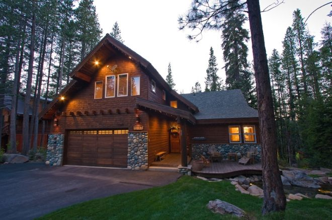 This Immaculate Truckee Home Is The Perfect Mountain Retreat!