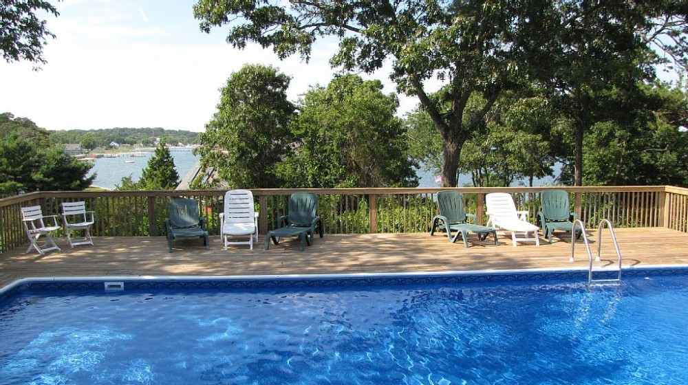 hampton bays vacation rental with