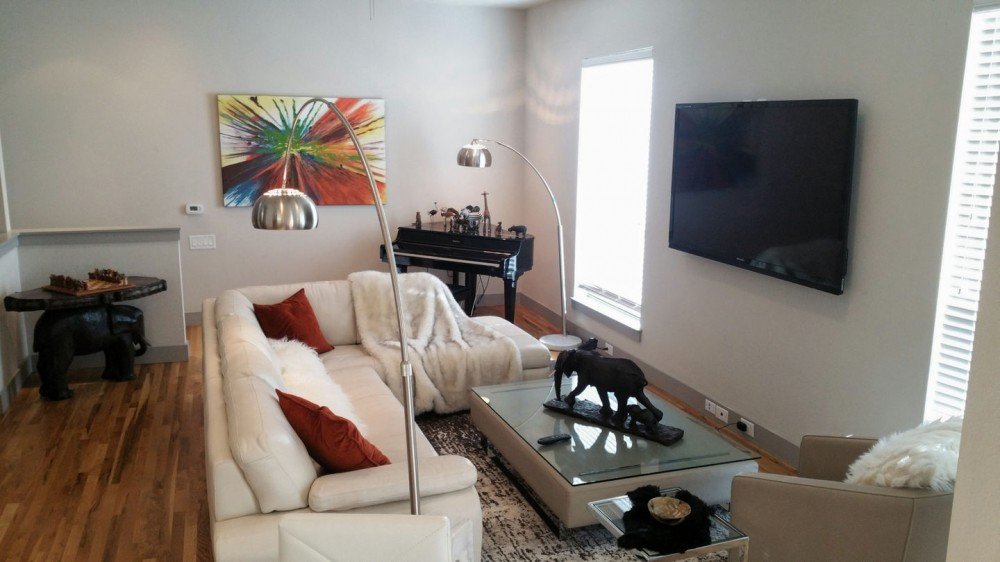 dallas vacation rental with
