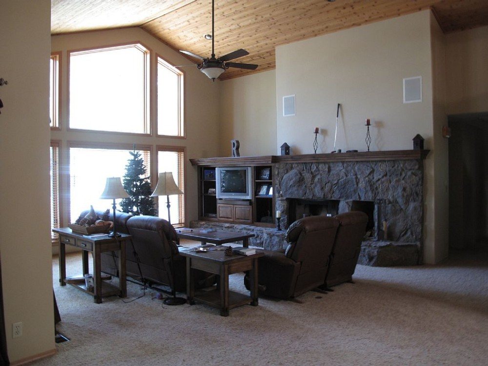 flagstaff vacation rental with Great Room